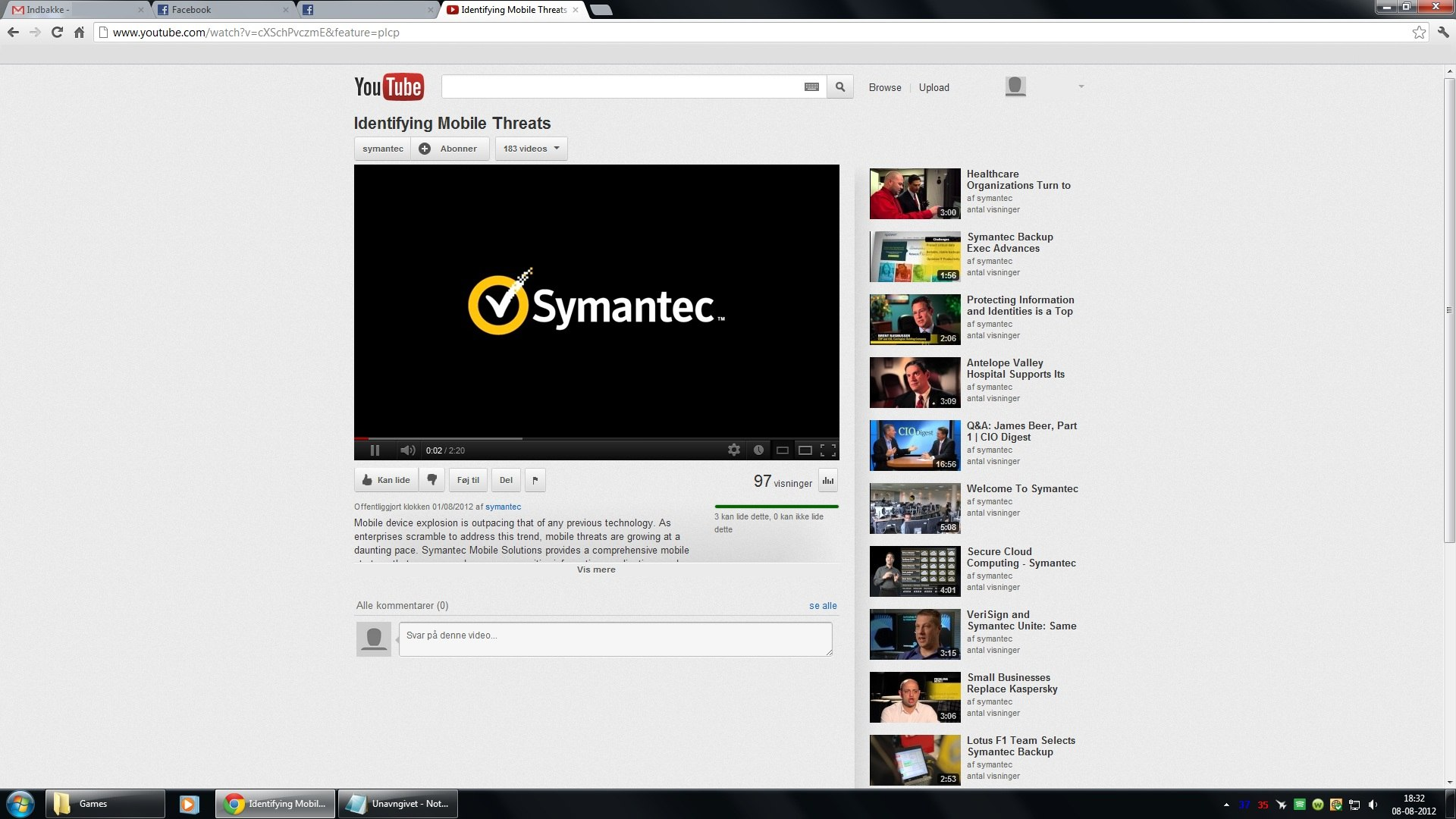 youtube is not working on google chrome