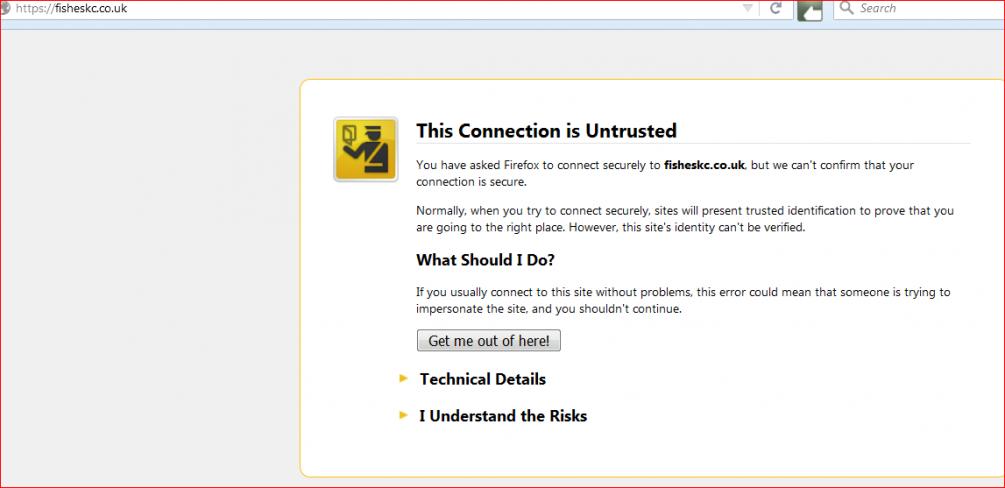 Ssl Certificate Problem Norton Community