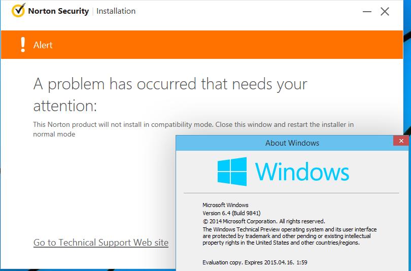 Windows 1 : что делать если при обновлении вылазят