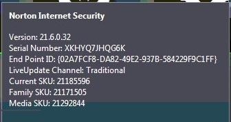 norton 360 antivirus license key