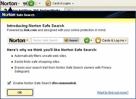 Safe Search – Norton Safe Search